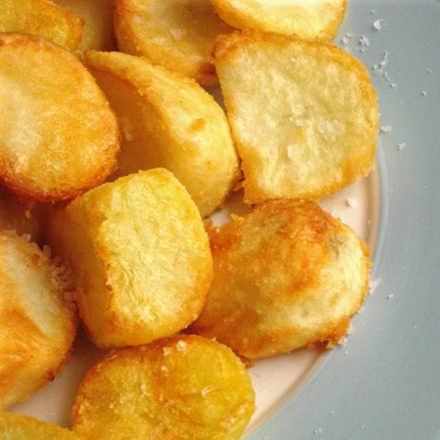Perfect Roast Potatoes - yes really.