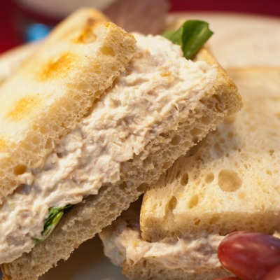 Copycat Willow Tree Chicken Salad - Tastes just like the famous deli recipe, and maybe even better! Great on a sandwich or as a delicious side.